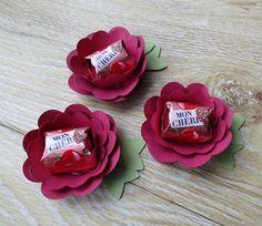 paperqueen: Blumen als Goodies!