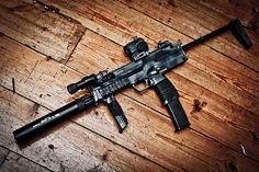 Suppressed HK MP7