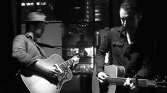 """Colin and John-Angus of the Trews performing """"In The Morning"""" live backstage at the Commodore Ballroom in Vancouver, BC. Breathtaking and beautiful."""