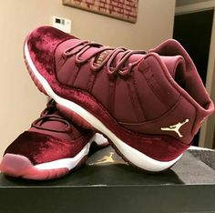 super popular 19288 70d5a Air Jordan 11 Red Velvet come out December 17th❤ Calzado Nike, Zapatillas  Nike,