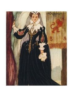 size: Giclee Print: Mary, Queen of Scots, 1937 by Alexander K MacDonald : Queen Mary Tudor, Mary Queen Of Scots, Tudor History, History Books, House Of Stuart, Marie Stuart, Mary I, Elizabeth I, Find Art
