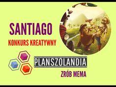 Planszolandia: Kreatywny konkurs z Santiago