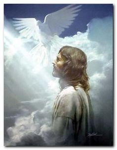 Angels and Doves Art | Free Jesus Christ pictures,Christian images,religious wallpapers ...