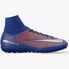 0ec9bf7c365f Nike Mercurial Victory VI Dynamic Fit Astroturf Football Boots - Deep