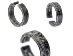 Wood collection by Aaron Ruff from Digby & Iona. #jewelry #bracelets #fashion #trend #wood #wood_grain #digby_&_Iona