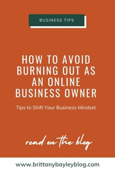Preventing yourself from burning out as a new entrepreneur may be difficult at first, but is totally doable! We all want to push ourselves but there is a fine line between pushing yourself and working against yourself. If you're just starting your business and struggling to find work-life balance, this post is for you! Being intentional is important and this dives into strategies for overcoming burnout and building an intentional business. #businesstips #businessstrategies… Business Tips, Online Business, Legit Work From Home, How To Stop Procrastinating, Find Work, Work Life Balance, Make Money From Home, Hustle, Legitimate Work From Home