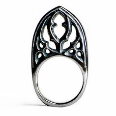 ARCHE RING by Macabre Gadgets