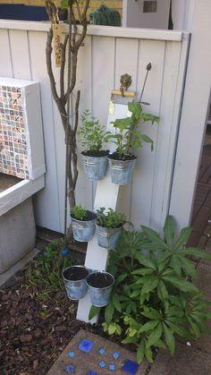 Bärbar trädgård