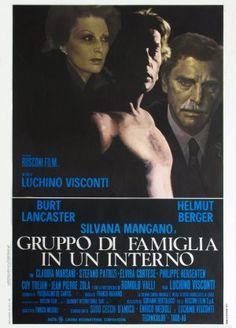 Poster for Gruppo di famiglia in un interno
