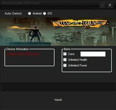 Shadowblade Hack Cheat Tool 2014