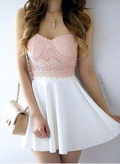 pretty delicate girly dress Modely So Sukňou 4601872c45f