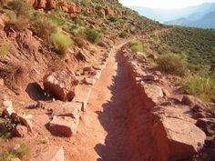 Hiking The Grand Canyon, Rim To Rim