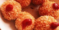 残りご飯で☆簡単揚げないライスコロッケ♪ by さとしお♪ [クックパッド] 簡単おいしいみんなのレシピが246万品