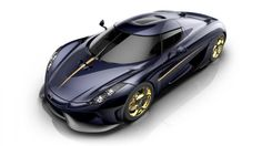 """Koenigsegg """"Regera"""" doesn't have a transmission yet it reaches 250 mph. How?"""