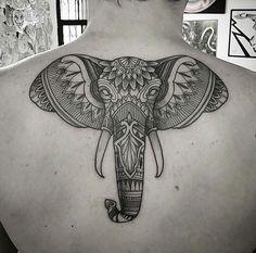 Elephant tat