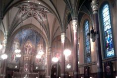 Cathedral of the Madeleine, Salt Lake City.
