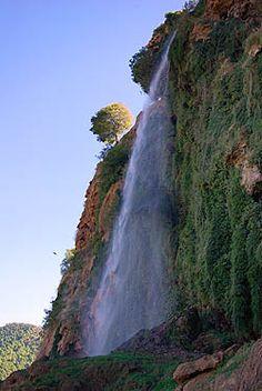 De natuurlijk omgeving van Zaouia d'Ifrane - Veelzijdig marokko - Tips - Natuur - Cultuur - Bezienswaardigheden