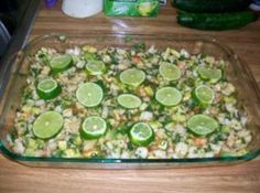 Shrimp Ceviche Recipe   Just A Pinch Recipes