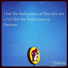 Buc-ee's is immaculate. by texashumor Texas Texans, Bliss, Texas Humor, Only In Texas, Texas Forever, Loving Texas, Texas Pride, South Texas, Texas History