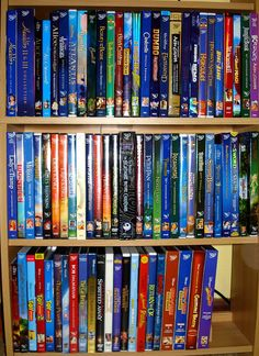 my completely disney dvd collection my disney movie bluray disc dvd and vhs pinterest. Black Bedroom Furniture Sets. Home Design Ideas