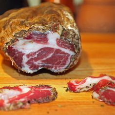 How to Make Coppa: Part 1