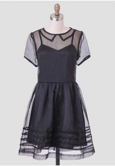 Starlight Dress By Dear Creatures   Modern Vintage Clothing   Ruche WANTWANTWANT
