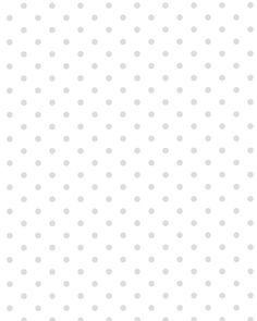 GLÖÖCKLER Childrens Paradise - 54128 Tapete Vlies Kindertapete Punkte grau weiß