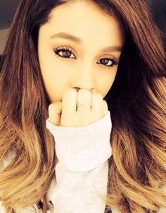 Do you think Ariana is prettier now or then....plz comment to let me know what y'all think:)....btw I think she is pretty now and then