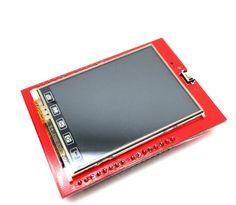 Gratis verzending! LCD module TFT 2.4 inch TFT lcd-scherm voor Arduino UNO R3 Board en ondersteuning mega 2560