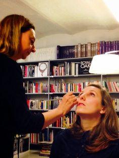 Makeup session w/ MUA Cristina Crosara