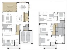 Tallavera 45 - Upgrades floor plan