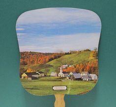 Merchandise & Memorabilia Special Section Antique Jesus The Shepherd W/ Sheep Church 3 Piece Advertising Paper Fan