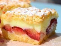 Stojí za to ho vyskúšať! Polish Desserts, No Cook Desserts, Polish Recipes, Easy Desserts, Other Recipes, Sweet Recipes, Cake Recipes, Dessert Recipes, Prune Recipes
