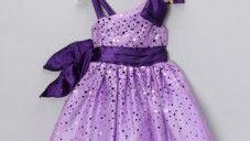Bebek Abiye Elbise Modelleri