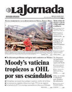 Pruebas de desaparición forzada en Iguala: 'The Intercept' — La Jornada