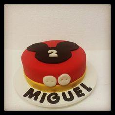 Cake mickey  Bolo mickey
