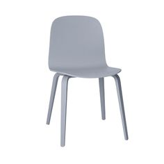 Visu chair with wood frame has been designed for Muuto by Mika Tolvanen. Thus the designer comments on his creation.