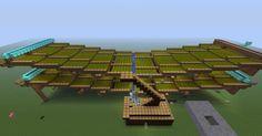 – Maps – Mapping and Modding – Minecraft… Massive Automatic Minecraft Wheat Farm! – Maps – Mapping and Modding – Minecraft Forum – Minecraft Forum Minecraft Farm House, Minecraft House Tutorials, Minecraft Castle, Minecraft Plans, Minecraft House Designs, Minecraft Survival, Minecraft Tutorial, Minecraft Blueprints, Minecraft Decorations