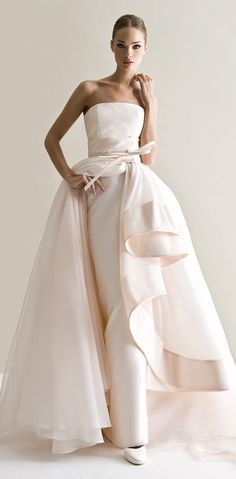 Featured Wedding Dress: Antonio Riva Collection 2015