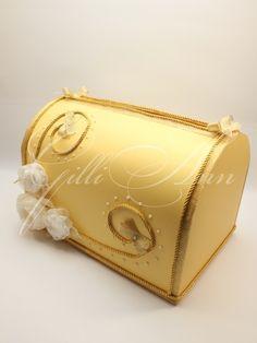 Свадебный сундучок Gilliann Golden Time BOX019 #weddingbox