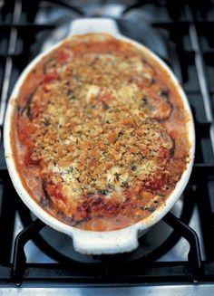 aubergine parmigiana (melanzane alla parmigiana) | Jamie Oliver | Food | Jamie Oliver (UK)