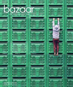 Bazaar magazine April 2015