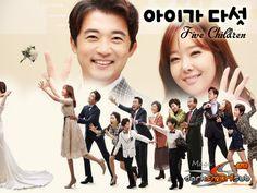 Five Children (2016) - Korean Drama
