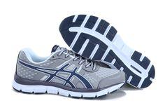 Men's Asics Gel Quik 33 Running Shoes Grey #onitsukatiger
