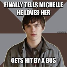 Tony Stonem. I JUST DIED. bahhahahhahahah
