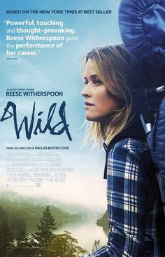 Academy Award winner Reese Witherspoon stars in Wild - the film adaptation of Cheryl Strayed's best-selling memoir about her soul-searching journey on the Pacific Crest Trail. Ships fast. 11x17 inches