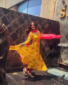 Semi-Stitch Dress Material from Stf Store Indian Designer Outfits, Designer Dresses, Designer Kurtis, Outfit Designer, Designer Anarkali, Designer Clothing, Churidar, Salwar Kameez, Bollywood Outfits