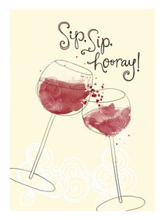 Happy Birthday Wine - Champagne - Cocktail