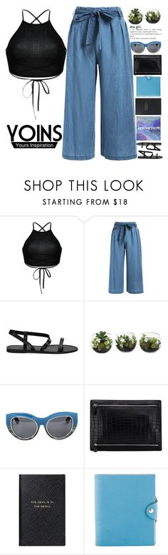 """""""- I love you. -It's your trouble. © Margaret Mitchell """"Gone with the Wind"""" YOINS"""" by holy-k15 ❤ liked on Polyvore featuring Dax Gabler, Smythson, Hermès, yoins, yoinscollection and loveyoins"""