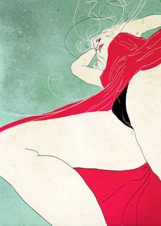 Point of You by Francesco Tortorella, via Behance
